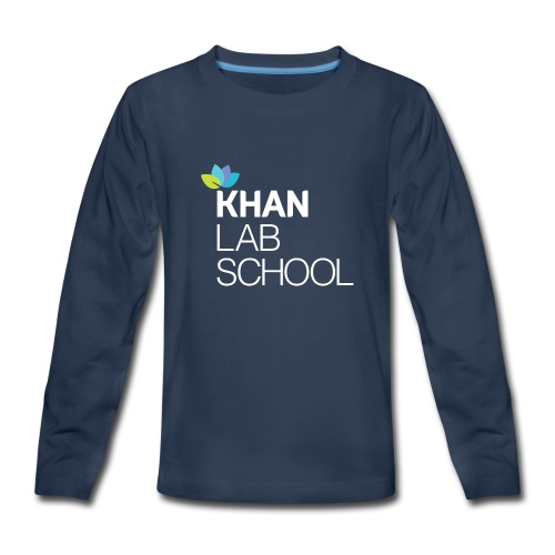 Kids' Long Sleeve Shirt - Kids' Premium Long Sleeve T-Shirt