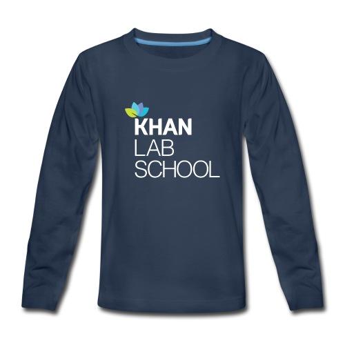 Kids' Long Sleeve Shirt - Kids' Premium Long Sleeve T-Shirt