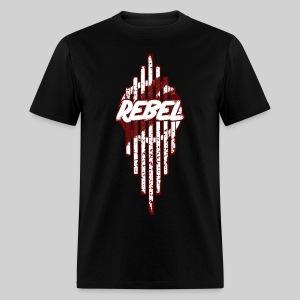 Rebel: Red - Men's T-Shirt