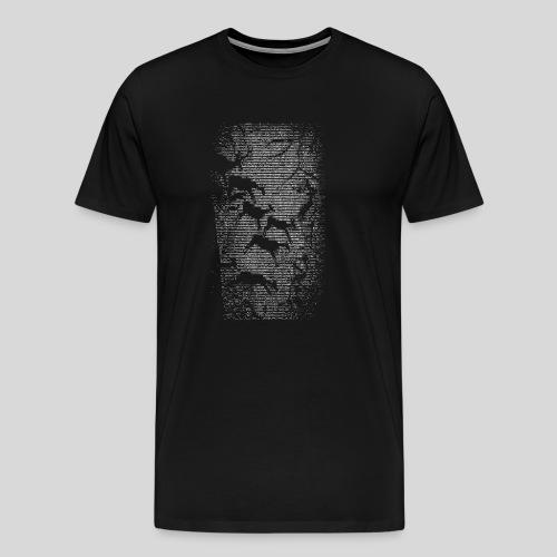 ASCII-Cave - Men's Premium T-Shirt