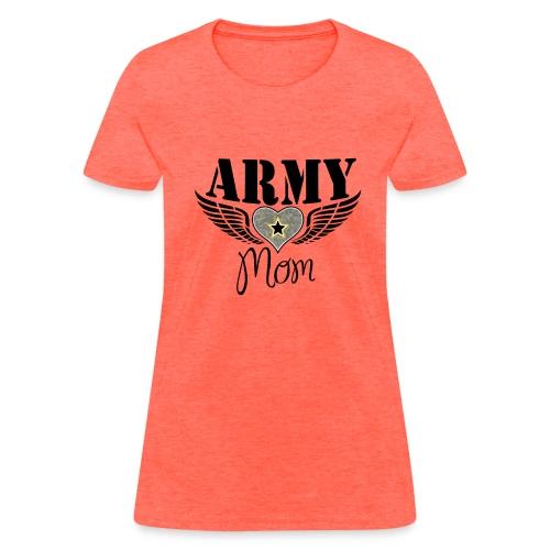 Army Mom - Women's T-Shirt