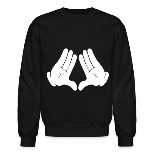 Diamond - Mickey hands  - Crewneck Sweatshirt