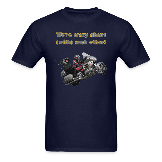 Men's T Front WWheelie crazy