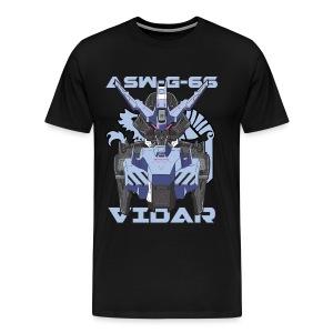 GUNDAM VIDAR - Men's Premium T-Shirt