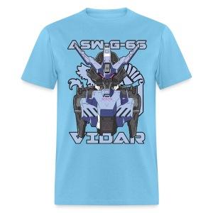 GUNDAM VIDAR - Men's T-Shirt