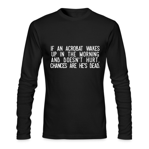 Acrobat Longsleeve - Men's Long Sleeve T-Shirt by Next Level