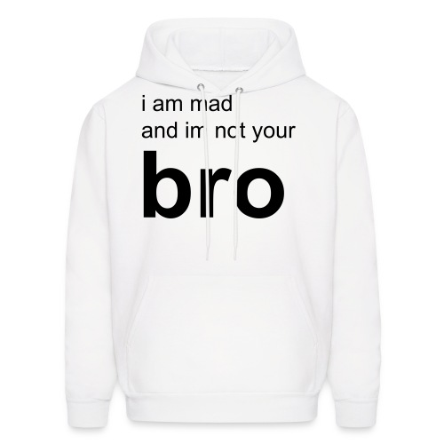 come at me - Men's Hoodie