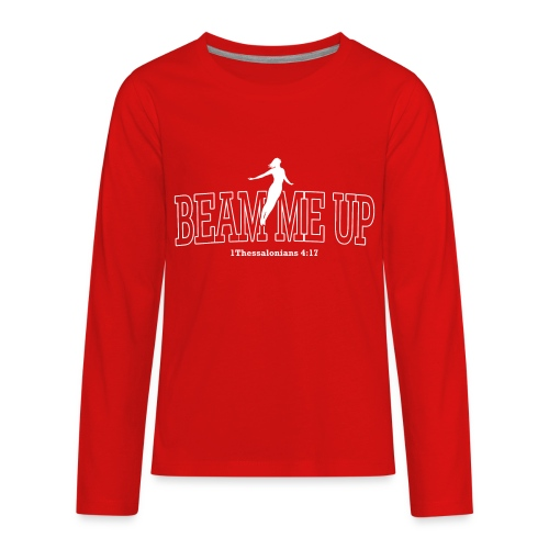 Rapture Woman (Dk Ground) Kids' Shirts - Kids' Premium Long Sleeve T-Shirt