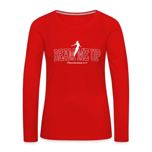 Rapture Woman (Dk Ground) Long Sleeve Shirts - Women's Premium Long Sleeve T-Shirt
