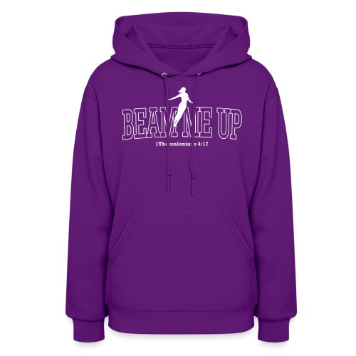 Rapture Woman (Dk Ground) Hoodies - Women's Hoodie