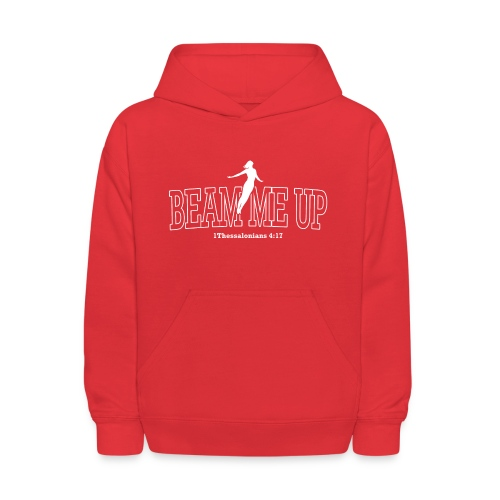 Rapture Woman (Dk Ground) Sweatshirts - Kids' Hoodie
