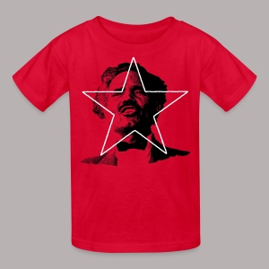 ALBIZU STAR RED (KIDS) - Kids' T-Shirt