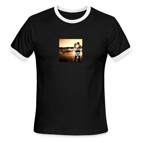 Marc Rotchell Hush Top - Men's Ringer T-Shirt