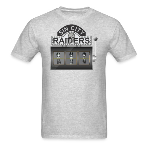 SinCityRaidersSlots - Men's T-Shirt