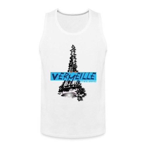 Eiffel | Tank Top  - Men's Premium Tank