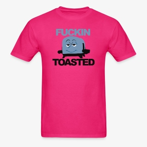 Pink n toasted - Men's T-Shirt