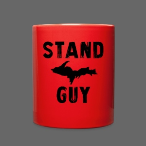 Stand U.P. Guy - Full Color Mug