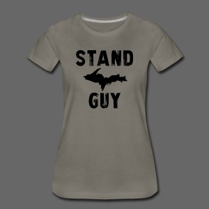 Stand U.P. Guy - Women's Premium T-Shirt
