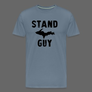 Stand U.P. Guy - Men's Premium T-Shirt