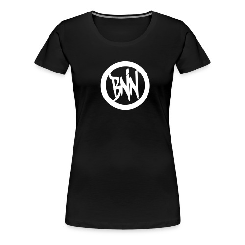 BNN w/ Sleeve - Women's Premium T-Shirt