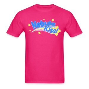 NK! Logo Mens Pink Tee - Men's T-Shirt