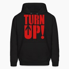 Turn Up! Hoodies