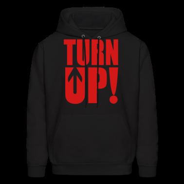 Turn Up! Hoodies