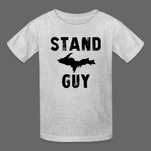Stand U.P. Guy - Kids' T-Shirt