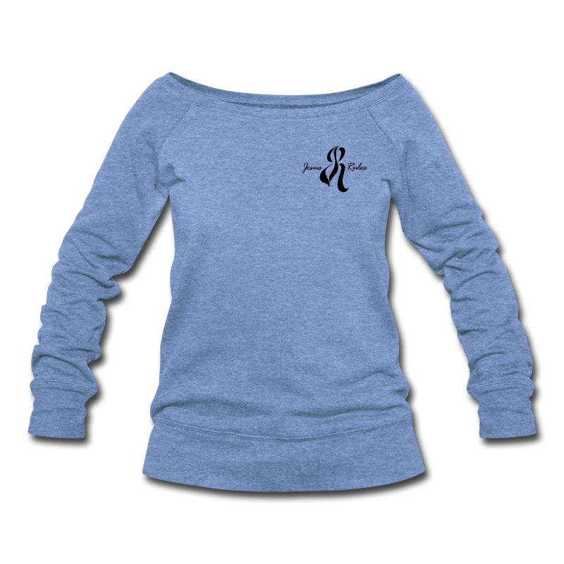 Jesus Rules - Women's Wideneck Sweatshirt