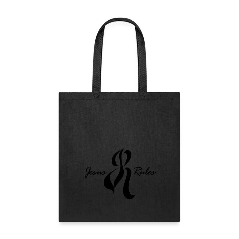 Jesus Rules - Tote Bag