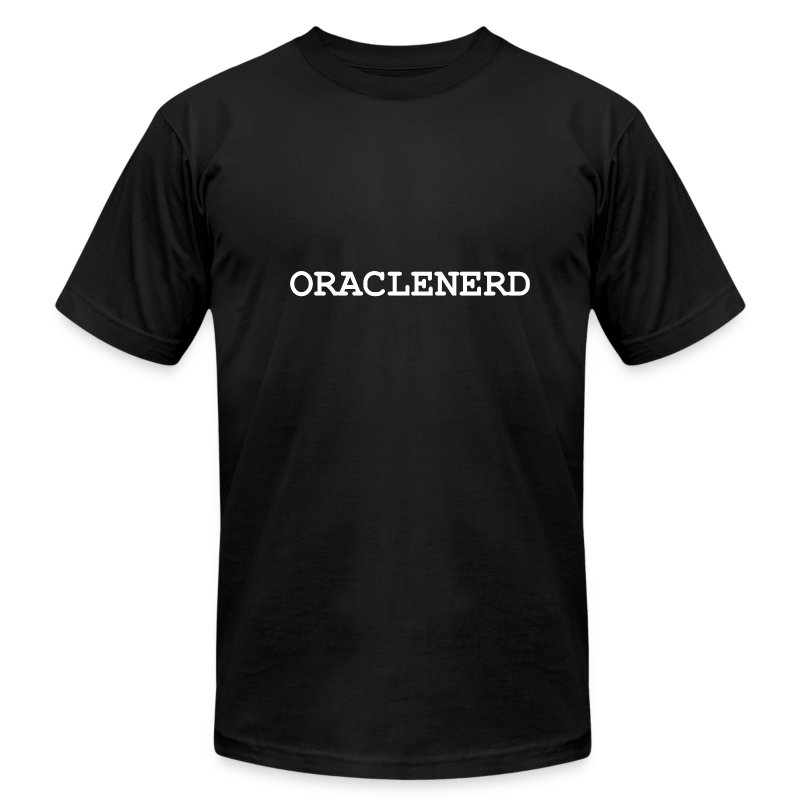 ORACLENERD Classic T (3XL) - Men's T-Shirt by American Apparel