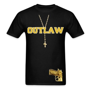 Outlaw T-Shirt - Men's T-Shirt