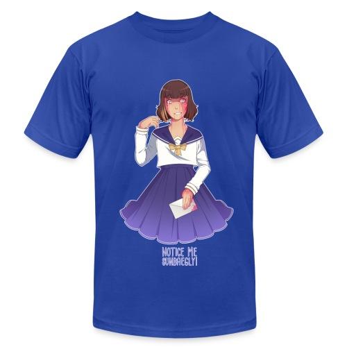 Yanderebeagly - Men's AA T-Shirt - Men's Fine Jersey T-Shirt