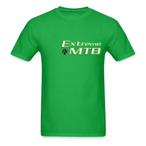 NEON Extreme MTB. - Men's T-Shirt