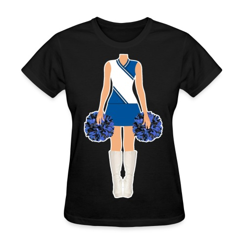 Cheerleader - Women's T-Shirt