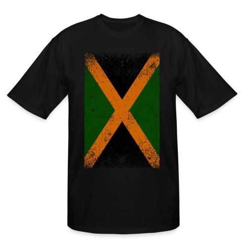 Jamaica Flag  - Men's Tall T-Shirt
