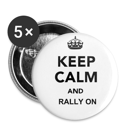 RALLY BUTTON - Large Buttons