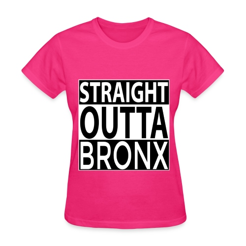 the bronx - Women's T-Shirt