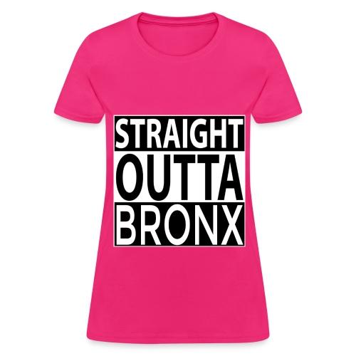 the bronx - Women's T-Shirt