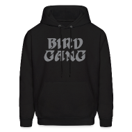 Hoodies ~ Men's Hoodie ~ Eagles Bird Gang SweatShirt