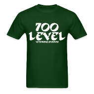 T-Shirts ~ Men's T-Shirt ~ 700 Level Veterans Stadium Shirt