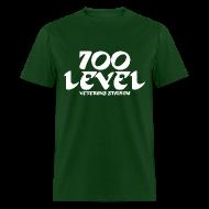 T-Shirts ~ Men's T-Shirt ~ 700 Level Veterans Stadium Shirt