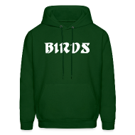 Hoodies ~ Men's Hoodie ~ Philly Birds SweatShirt