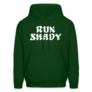 Hoodies ~ Men's Hoodie ~ Run Shady Shirt