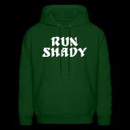 Hoodies ~ Men's Hoodie ~ Run Shady Shirt