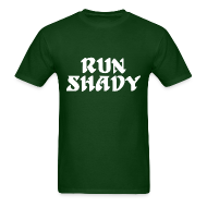 T-Shirts ~ Men's T-Shirt ~ Run Shady Shirt