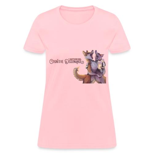 CogDis Coyote Women's Shirt - Women's T-Shirt