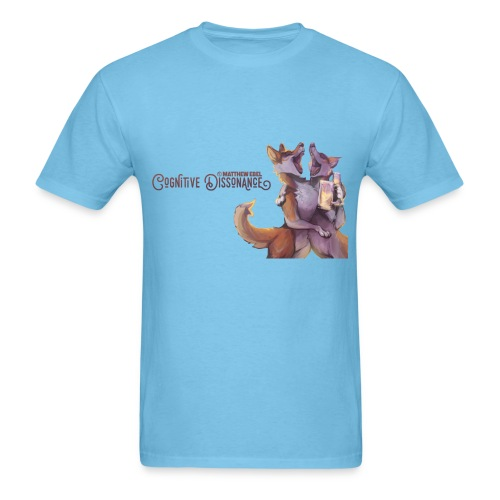 CogDis Coyote Shirt - Men's T-Shirt