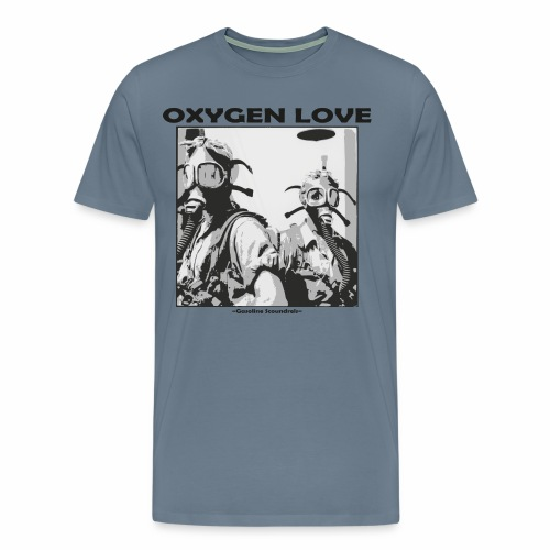 Oxygen Love - Men's Premium T-Shirt