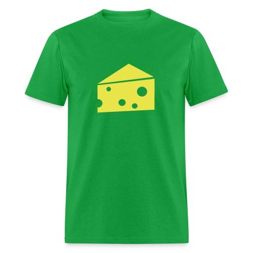 Cheese Shirt - Men's T-Shirt